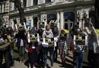 Over 200 Journalists From 16 Countries Demand To Release Kidnapped Reporter Afgan Mukhtarli