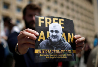 Missing Journalist Sparks Protests, Conflicting Stories