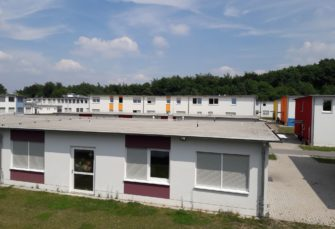 Life Inside a German Refugee Camp