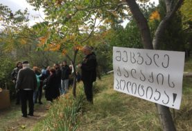 Land Grab Disturbs Neighborhood Park