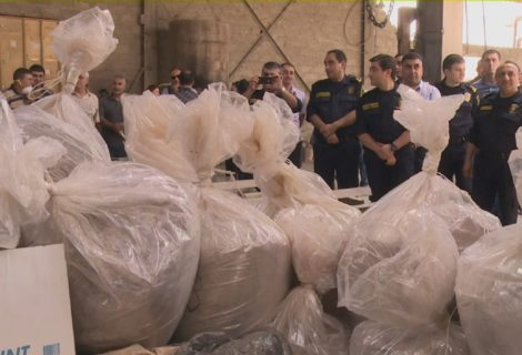 Missing Masterminds: Still No Details as to Who Organized the Largest Drug Smuggling Attempt in Armenia