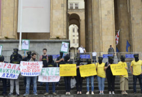 Tbilisi Marks Anniversary of Mukhtarli's  'Exit'